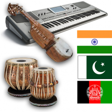 KORG pa800/ Pa900 Styles Indian-Afghan Set - 50 Styles