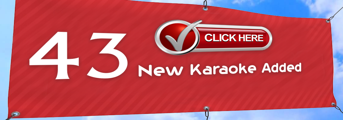 43 New Karaoke Uploaded