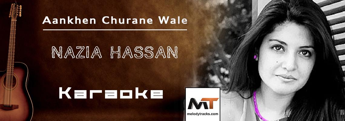 Aankhein Milane Waale - Karaoke
