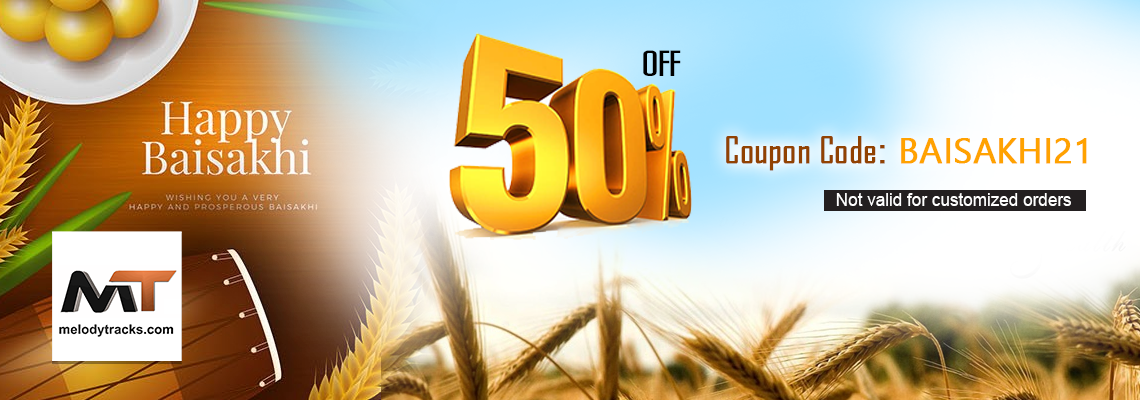 50% Off Baisakhi SALE - Store-Wide