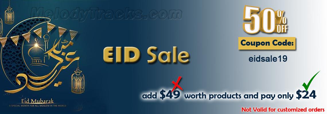 Eid Sale 50% Off
