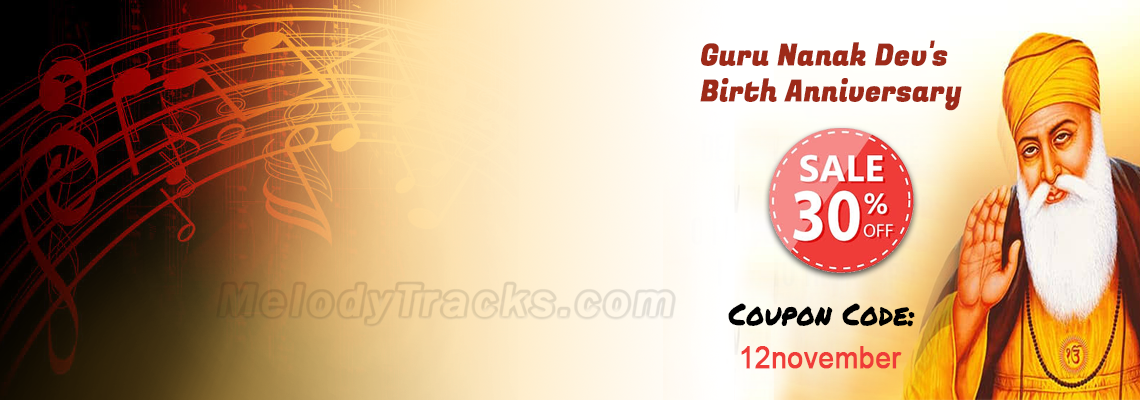 30% OFF - Guru Nanak Dev's Birth Anniversary