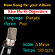 Kise Nu Ki Objection - New Ready Made Song available to purchase