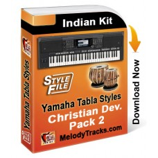 Yamaha Christian Devotional Styles Set 2 - Indian Kit (SFF1, SFF2) - Keyboard Beats