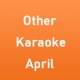 Other Languages Karaoke - April