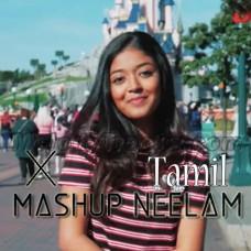 Hindi X Mashup - Tamil - Karaoke Mp3 - Neelam Matadin - Free Style