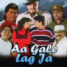Aa Gale Lag Ja - Karaoke Mp3 - Abhijeet - Kavita Krishnamurti