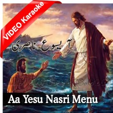 Aa Yesu Nasri Menu Lor Teri - Christian - Mp3 + VIDEO karaoke - Arif Roger