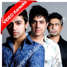 Aadat si hai mujhko - Mp3 + VIDEO Karaoke - Jal band