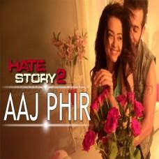 Aaj Phir Tum Pe - Karaoke Mp3 - Arijit Singh - Hate Story 2