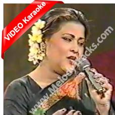 Aankhen Badi pagal hain - Mp3 + VIDEO Karaoke - Mehnaz
