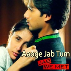 Aaoge Jab Tum - Karaoke Mp3 - Rashid Khan - Jab We Met