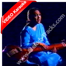 Agar main bata doon - Mp3 + VIDEO Karaoke - Mala Begum