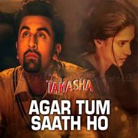 Agar Tum Saath Ho - Karaoke Mp3 - Alka Yagnik - Arijit Singh - Tamasha
