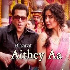 Aithey Aa - Karaoke Mp3 - Kamal Khan - Neeti Mohan - Akasa Singh