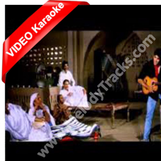 Karan Main nazara - Mp3 + VIDEO Karaoke - Ameer Ali