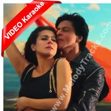 Gerua - Mp3 + VIDEO karaoke - Dilwale - Arijit Singh
