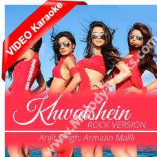 Khwaishein - Mp3 + VIDEO karaoke - Arijit Singh - Calendar Girls