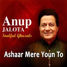 Ashaar Mere Youn To Zamane Ke - Karaoke Mp3 - Anup Jalota