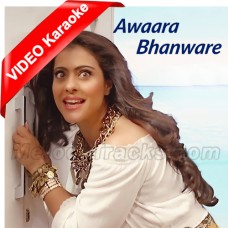 Awara Bhanware Jo Haule Haule Gayen - Mp3 + VIDEO Karaoke - Hema Sardesai
