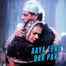 Aaya Tere Dar Par Deewana - Karaoke Mp3 - Ahmed Hussain - Veer Zaara - 2004