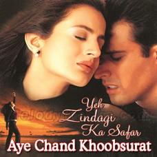 Aye Chand Khoobsurat - Karaoke Mp3 - Sonu Nigam - Zindagi Ka Safar