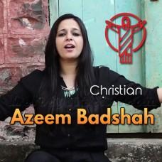 Azeem Badshah - Karaoke Mp3 - Shreya Kant - Christian