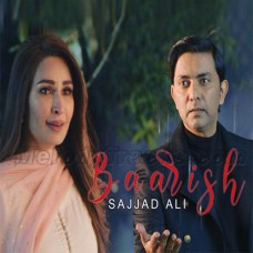 Baarish - Karaoke Mp3 - Sajjad Ali