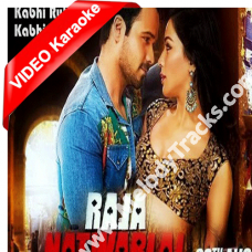 Kabhi ruhani kabhi rumani - Mp3 + VIDEO Karaoke - Raja Natwarlal - Benny Dayal