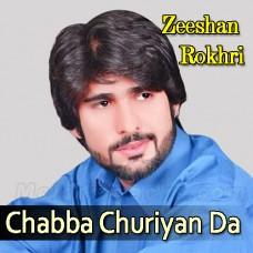 Chabba Churiyan Da Sir Te - Karaoke Mp3 - Zeeshan Rokhri - Saraiki - Sindhi