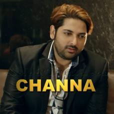 Channa Kithan Guzari - Karaoke Mp3 - Nadeem Abbas