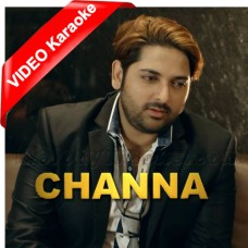 Channa Kithan Guzari - Mp3 + VIDEO Karaoke - Nadeem Abbas
