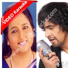 Chhoti chhoti ratein - MP3 + VIDEO Karaoke - Tum Bin ( 2001) - Sonu Nigam - Anuradha