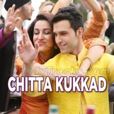 Chitta Kukkad - Karaoke Mp3 - Neha Kakkar - Gippy grewal