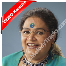 I love you - Mp3 + VIDEO Karaoke - Usha Uthup
