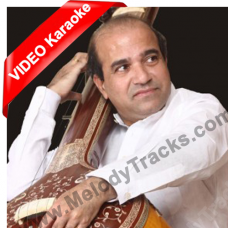 Pyar Ke Mod Pe - Mp3 + VIDEO Karaoke - parinda - 1989 - Suresh Wadkar