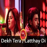 Dekh Tera Kya - Latthay Di Chaadar - Karaoke Mp3 - Quratulain Balouch - Farhan Saeed