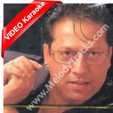 Dekha jo chehra tera - Mp3 + VIDEO Karaoke - Arshad Mehmood