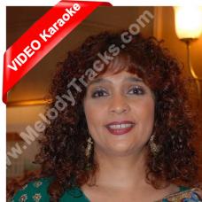 Dil ke aaine mein tasveer - Mp3 + VIDEO Karaoke - Peenaz Masani