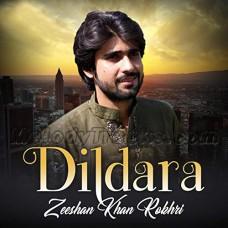 Dil Dil Dildara - Karaoke Mp3 - Zeeshan Rokhri - Saraiki - Sindhi
