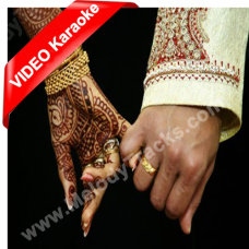 Doli Mein Bitha Ke - Mp3 + VIDEO Karaoke - Amar Prem - 1972 - Wedding