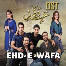 Ehde Wafa - Ost - Karaoke Mp3 - Sahir Ali Bagga