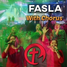 Fasla Christian - With Chorus - Karaoke Mp3 - Maranatha Worship Concert