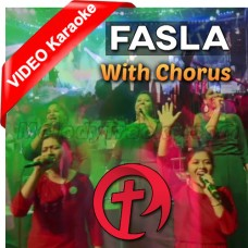 Fasla Christian - With Chorus - Mp3 + VIDEO Karaoke - Maranatha Worship Concert
