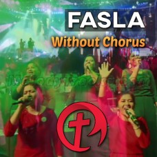 Fasla Christian - Without Chorus - Karaoke Mp3 - Maranatha Worship Concert