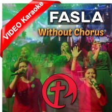 Fasla Christian - Without Chorus - Mp3 + VIDEO Karaoke - Maranatha Worship Concert