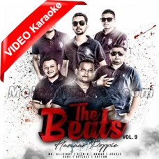 Galia Se Galia - Beats Vol 9 - Mp3 + VIDEO Karaoke - Hamaar Poppie - Tamil