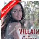 Galliyan Teri Galiyaan - Mp3 + VIDEO Karaoke - Ek Villain - Female Version - Ankit Tiwari - Shraddha