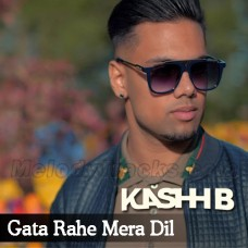 Gata Rahe Mera Dil - Tamil Version - Karaoke Mp3 - Kashh b - Kishore