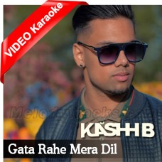 Gata Rahe Mera Dil - Tamil Version - Mp3 + VIDEO Karaoke - Kashh b - Kishore